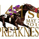141st Preakness 2016 by Ginny Luttrell
