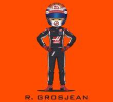 Romain Grosjean 2016 Kids Tee