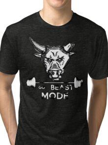 Go Beast Mode Tri-blend T-Shirt