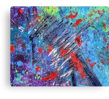 Simply Madness Canvas Print