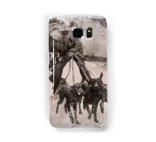 Wolfman Dog Walker (1) Samsung Galaxy Case/Skin