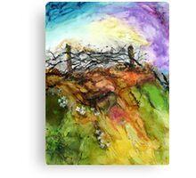 Dunes Edge Canvas Print