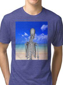 Robinson Crusoe Tri-blend T-Shirt
