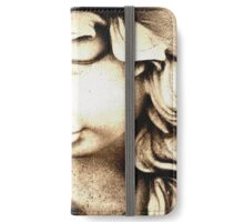 Daydreaming Angel iPhone Wallet/Case/Skin