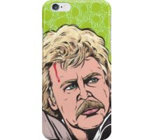 Troy and Zap Rowsdower iPhone Case/Skin