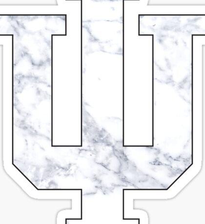 Marble IU Sticker