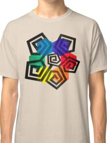 Shapes and Colors Classic T-Shirt