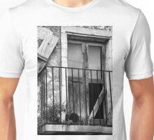 Balcony Unisex T-Shirt
