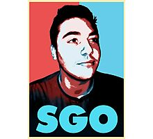 Sgo Rick Photographic Print
