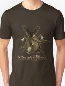 Blade, axe and shield Unisex T-Shirt