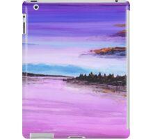 View in Purple iPad Case/Skin