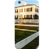 Vermont Village Scene iPhone Case/Skin