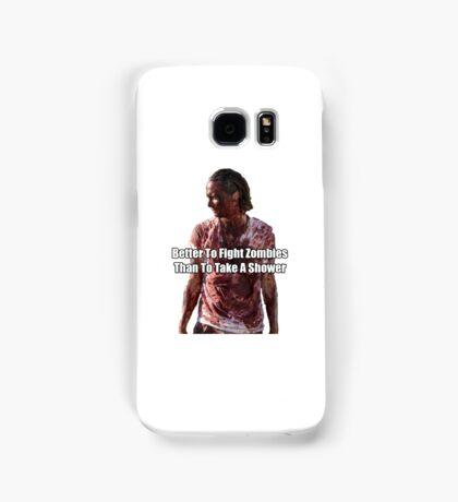 Nick Fear The Walking Dead Samsung Galaxy Case/Skin