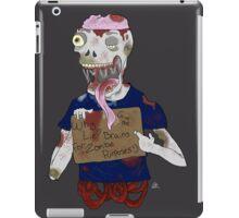 Zombie 2 iPad Case/Skin