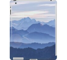Mountain Range iPad Snap Case iPad Case/Skin