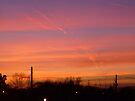 Pretty Sunset Sky by Vicki Spindler (VHS Photography)