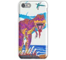 Yangchuanosaurus iPhone Case/Skin