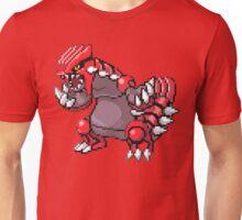 Pokemon - Groudon Unisex T-Shirt