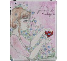 I promise (Max Caulfield) iPad Case/Skin