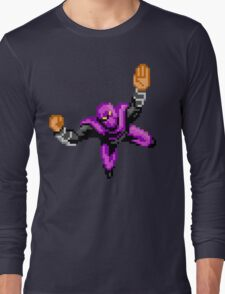 Foot Soldier Throw Long Sleeve T-Shirt