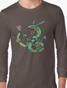 Pokemon - Rayquaza Long Sleeve T-Shirt