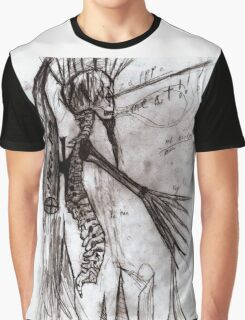 Spine man  Graphic T-Shirt
