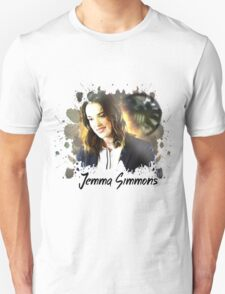 Jemma Simmons Appreciation Design  Unisex T-Shirt