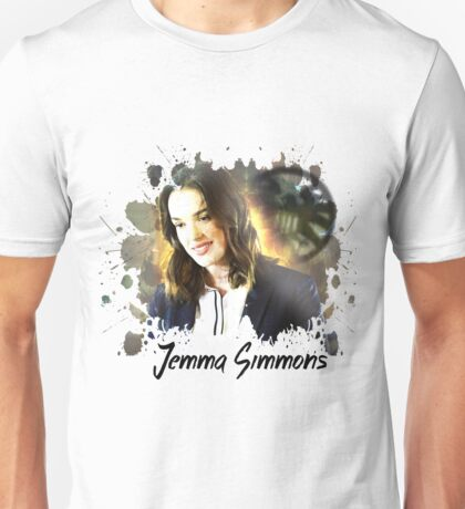 Jemma Simmons Appreciation Design  Unisex T-Shirt