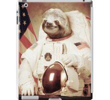 Sloth Astronaut (Slothstronaut) iPad Case/Skin