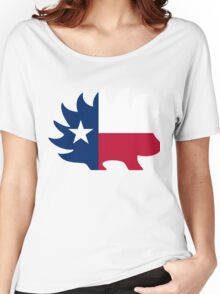 Texas Libertarian Party Porcupine Women's Relaxed Fit T-Shirt