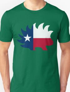 Texas Libertarian Party Porcupine Unisex T-Shirt