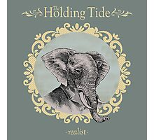 The Holding Tide-Realist Photographic Print
