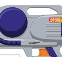 SUPER STOKER - CPS1000 Sticker