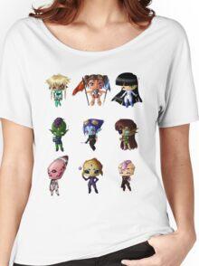 Aliens!!! Women's Relaxed Fit T-Shirt