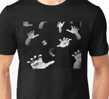 Shadow in the Crowd Unisex T-Shirt