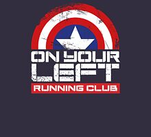"""On Your Left Running Club"" Version 02 Hoodie"