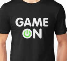 Game On Power button Unisex T-Shirt