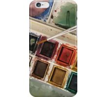 Watercolours iPhone Case/Skin