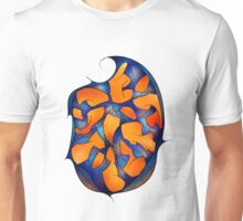 Neoh Peblous V2 - digital abstract Unisex T-Shirt
