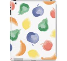 Pattern with fruit iPad Case/Skin