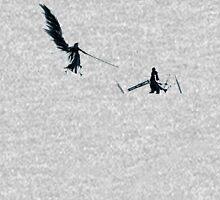 One Winged Angel - Sephiroth - Cloud Strife - Final Fantasy Unisex T-Shirt