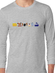 Hey, Buckaroo! Long Sleeve T-Shirt