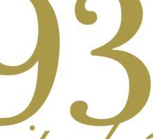 Established 1936 Sticker