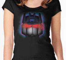 Soundwave - No Quote Women's Fitted Scoop T-Shirt