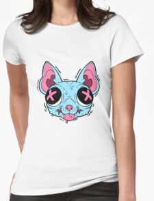 DEDseries - Chihuahua Womens Fitted T-Shirt