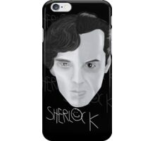 Sherlock V Moriarty iPhone Case/Skin