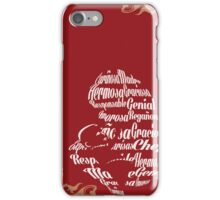 MOther sTyle iPhone Case/Skin