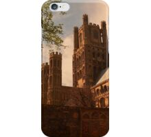 Ely Cathedral iPhone Case/Skin