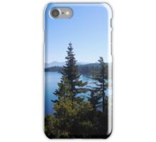 Lake Tahoe iPhone Case/Skin