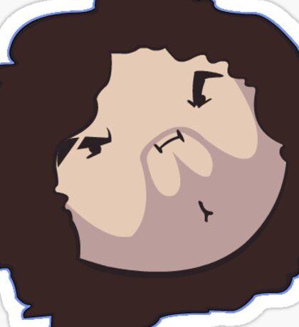 Game Grumps: Dan Avidan Sticker Sticker